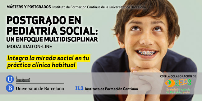 Postgrado en Pediatría Social: un Enfoque Multidisciplinar